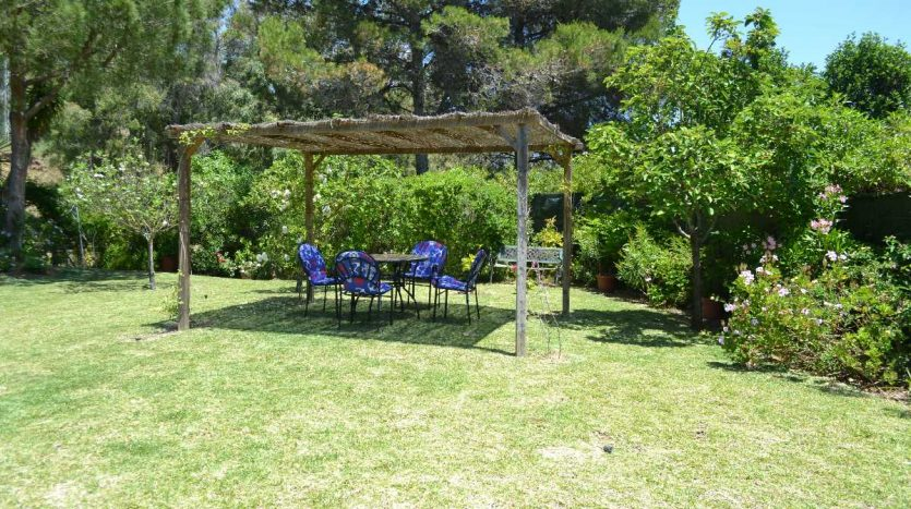 Jp300 charming cottage in the polo valley of sotogrande jimena property - Polo gardens sotogrande ...